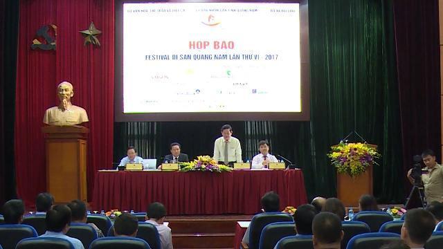 Quảng bá biển đảo tại Festival Di sản Quảng Nam lần thứ VI