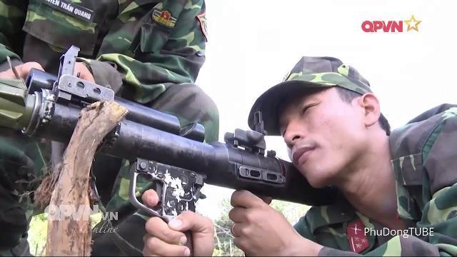 Sáng kiến nâng cao chất lượng huấn luyện vũ khí hỏa lực mạnh tại Quân khu 5