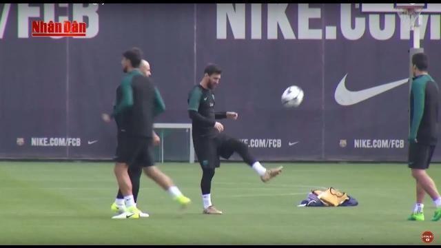 Tin Thể Thao 24h Hôm Nay (7h - 19/4): Với MSN Thần Thánh, Barca Hi Vọng Sẽ Ngược Dòng Trước Juventus