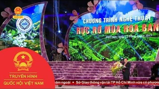 Thời sự - Khai mạc Lễ hội Hoa Ban Điện Biên năm 2017