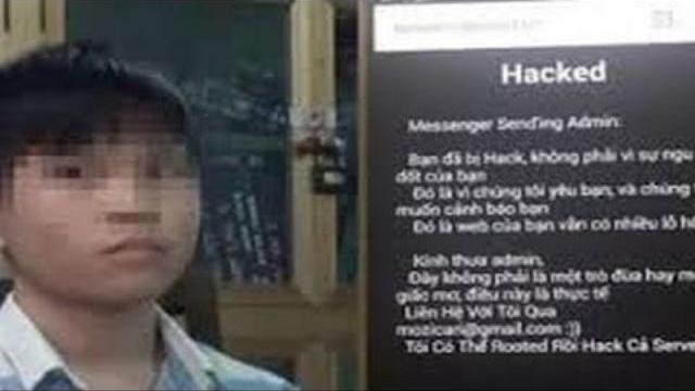 Website Việt bảo mật kiểu gì mà trẻ con cũng hack được?