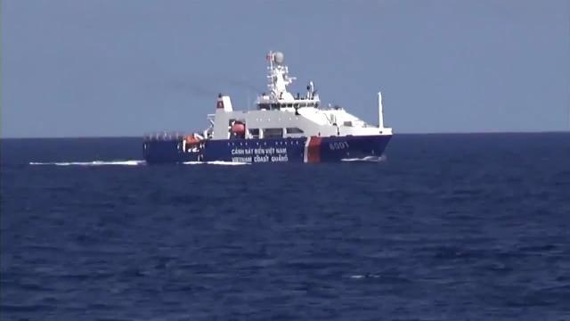 Cảnh sát biển Việt Nam trấn áp tội phạm ma túy trên biển