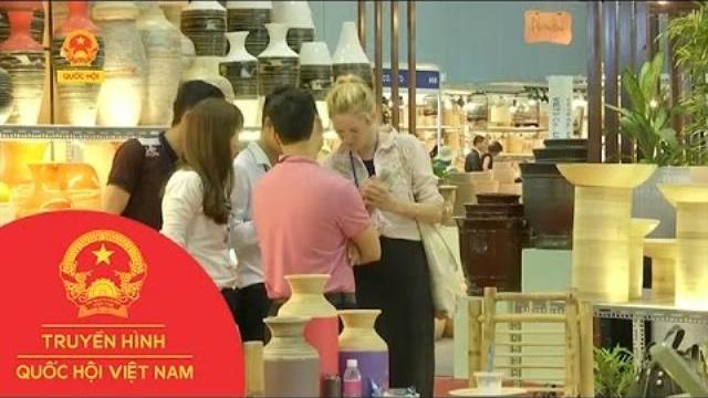 Thời sự - Hội chợ quốc tế hàng thủ công mỹ nghệ, đồ gỗ và hàng quà tặng Việt Nam