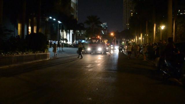 TP. Hồ Chí Minh: Cháy tòa nhà 37 tầng, hàng trăm người hốt hoảng tháo chạy