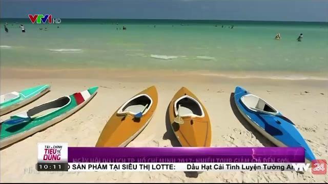 Ngày hội du lịch Tp.HCM 2017: Nhiều tour giảm giá đến 50% | VTV24