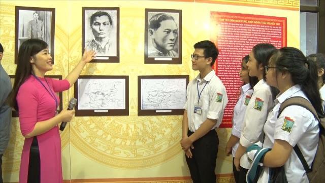 Trưng bày hơn 100 ảnh, tư liệu quý về cuộc khởi nghĩa Thái Nguyên