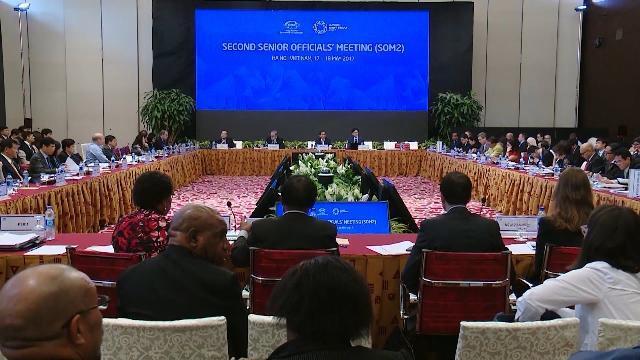 Khai mạc Hội nghị lần thứ 2 các quan chức cao cấp APEC 2017