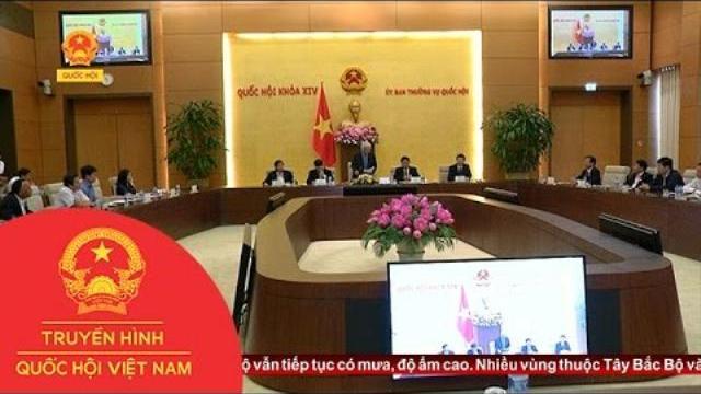 Thời sự - PCT Quốc hội Uông Chu Lưu tiếp Đoàn cán bộ Hội đồng nhân dân tỉnh Hưng Yên
