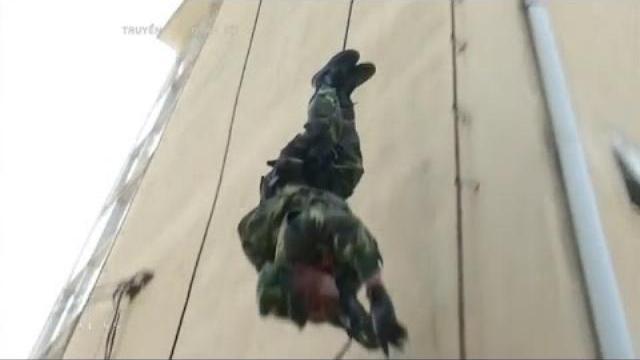 Truyền hình Quân đội ngày 2/4/2017: Những chiến đấu viên tinh nhuệ của Lữ đoàn 74, Tổng cục 2