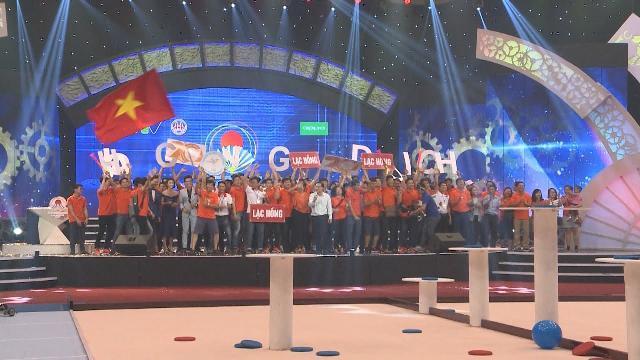 Tin Thời Sự Hôm Nay (11h30 - 15/5): Bế Mạc Vòng Chung Kết Robocon Việt Nam Năm 2017
