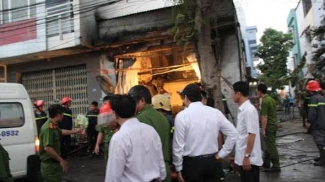 Nhà rực lửa trong đêm, 3 phụ nữ chết thảm