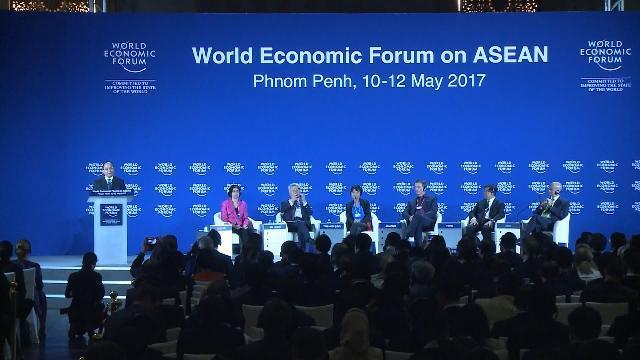 Tin Thời Sự Hôm Nay (22h - 12/5/2017): Thủ Tướng Nguyễn Xuân Phúc Tiếp Tục Dự WEF - ASEAN Năm 2017