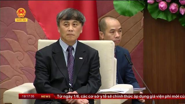 Phó Chủ tịch Quốc hội Uông Chu Lưu tiếp Đoàn đại biểu Liên minh Hợp tác xã quốc tế