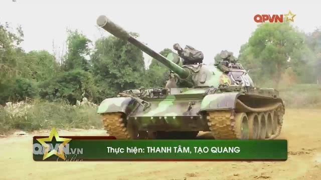 Hệ thống liên lạc hiện đại của lực lượng Tăng thiết giáp Việt Nam