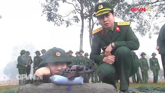 Cuộc sống nữ tân binh: Khi chỉ huy là phụ nữ...