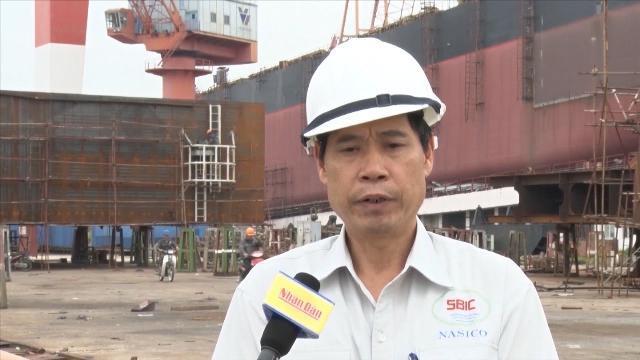 Công ty TNHH MTV đóng tàu Nam Triệu phản hồi về việc đóng tàu cá cho ngư dân Bình Định