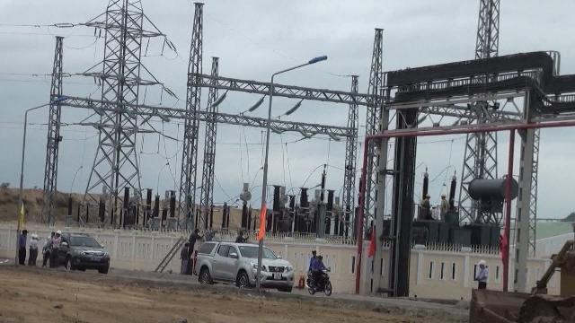 Phú Yên hòa vào lưới điện quốc gia Nhà máy điện sinh khối KCP