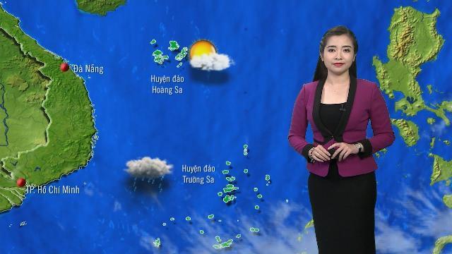 Tin Dự Báo Thời Tiết Hôm Nay (19h55 - 9/5/2017) | Bản Tin Thời Tiết Hôm Nay