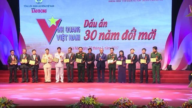 Thủ tướng Nguyễn Xuân Phúc dự lễ \