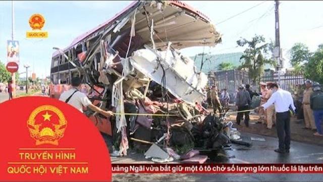 Thời sự - Tai nạn tại Gia Lai: Số người tử vong tăng lên 12 người