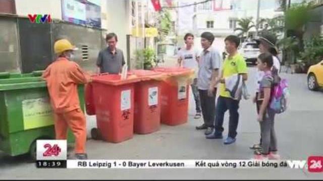 Mô Hình Phân Loại Rác Hiệu Quả Tại TP. Hồ Chí Minh - Tin Tức VTV24
