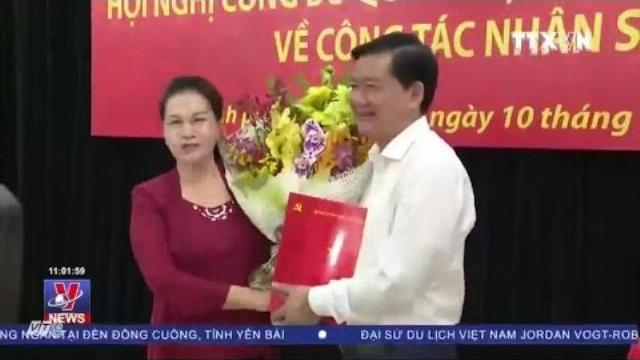 Tin mới: Đinh La Thăng về Trung ương, Ông Nguyễn Thiện Nhân làm bí thư TP HCM