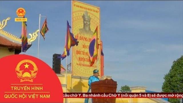 Thời sự - Lễ Hội Quốc Tổ Hùng Vương Tại Kiên Giang
