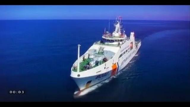 Cảnh sát biển Việt Nam làm chủ hệ thống điều khiển tàu hiện đại