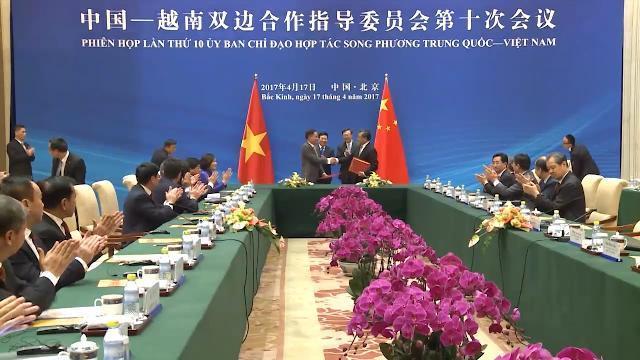 Tin Thời Sự Hôm Nay (6h30 - 18/4/2017): Phiên Họp Thứ 10 Ban Chỉ Đạo Hợp Tác Việt Nam - Trung Quốc