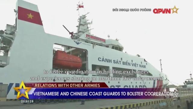Vietnamese and Chinese coast guards to bolster cooperation