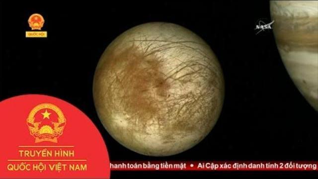 Thời sự - Nasa: Mặt Trăng Sao Thổ Có Thể Tồn Tại Sự Sống