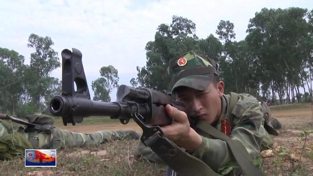 Thiết bị kiểm tra đường ngắm súng bộ binh hiệu quả