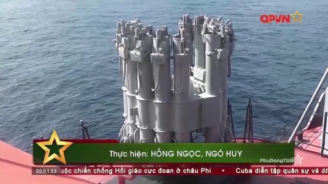 Hải quân Vùng 2 phát huy sáng kiến, làm chủ vũ khí hiện đại