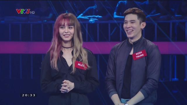 MINH TRUNG & MLEE | ĐỪNG ĐỂ TIỀN RƠI - 29/03/2017 [FULL HD]