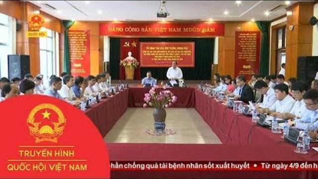 Tổ công tác của Thủ tướng Chính phủ làm việc với ngành hàng không Việt Nam