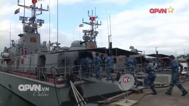 Nhiều đơn vị tiêu biểu trong huấn luyện chiến đấu ở Vùng 3 Hải quân