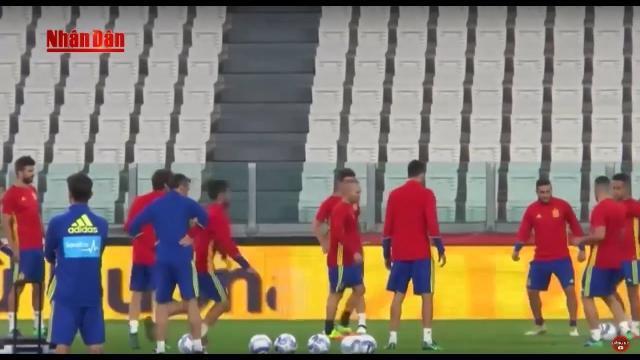 Tin Thể Thao 24h Hôm Nay (19h45- 20/5): Herrera, Silva, Alonso Không Cùng TBN Đá Vòng Loại World Cup
