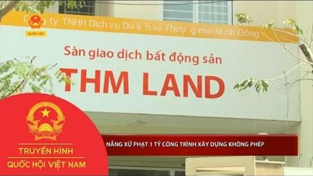 Thời sự - Đà Nẵng xử phạt 1 tỷ công trình xây dựng không phép
