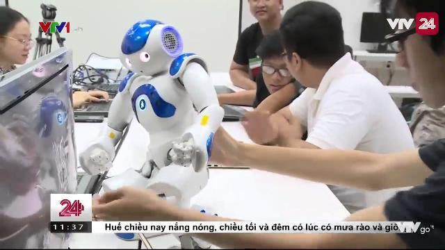 Lớp học Robot miễn phí cho thiếu nhi tại TP. HCM| VTV24