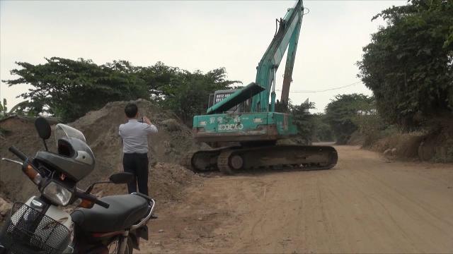 Hải Dương gắn trách nhiệm xã, phường để xảy ra nạn khai thác cát trái phép