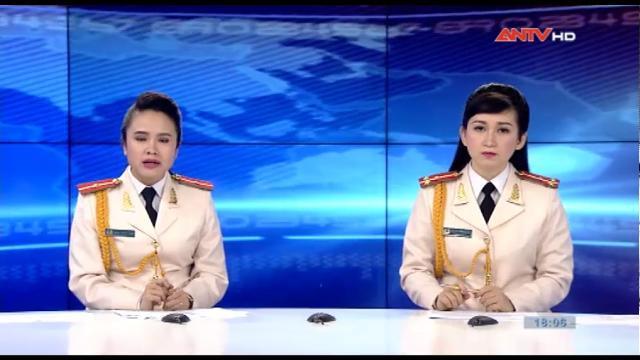 Thời sự an ninh ngày 15.03.2017 - Tin tức cập nhật