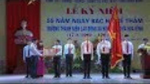 Kỷ niệm 55 năm Ngày Bác Hồ về thăm Trường Thanh niên Lao động Xã hội Chủ nghĩa Hòa Bình