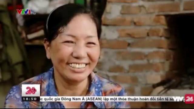 Người phụ nữ giữ lửa lò rèn | VTV24