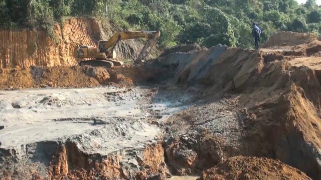 Tin Tức: Khắc phục sự cố vỡ đập ngăn bể chứa bùn thải tại Nghệ An