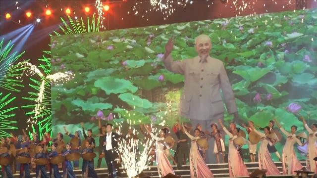 Tin Tức 24h Mới Nhất: Kỷ niệm 70 năm Bác Hồ về ATK Định Hóa