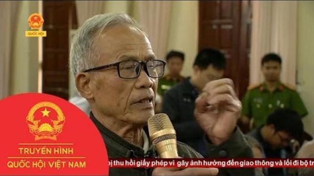 Thời sự - Chủ tịch Ủy ban nhân dân Thành phố Hà Nội đối thoại với nhân dân xã Đồng Tâm