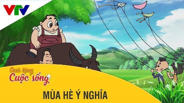 Phim hoạt hình Quà Tặng Cuộc Sống | Mùa Hè ý Nghĩa | Phim hoạt hình hay nhất 2017