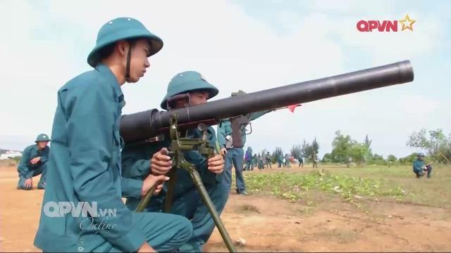 Phát triển Lực lượng dân quân tự vệ bảo vệ vùng biển Quảng Nam