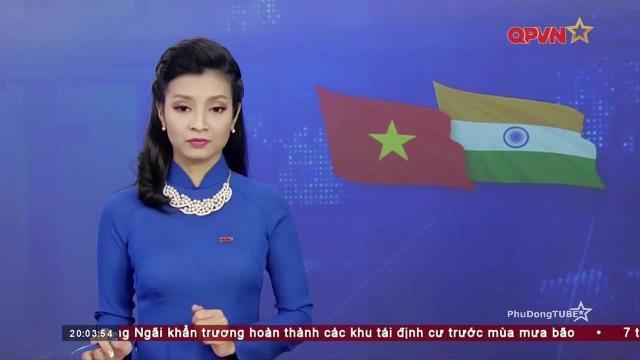 Bước tiến mới trong Quan hệ Quốc phòng Việt Nam Ấn Độ
