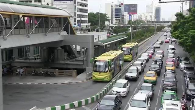 Phóng Sự: BRT - Giải pháp giao thông hiệu quả cho các nước Asean
